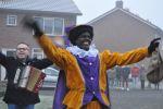 Sinterklaas en zijn pieten weer gearriveerd op de Kerst Zwartschool! 2