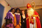Sinterklaas en zijn pieten weer gearriveerd op de Kerst Zwartschool! 7