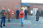 Opening vernieuwde schoolplein 6