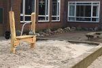Opening vernieuwde schoolplein 5